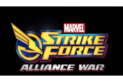 Alliance War Update Comes To Marvel Strike Force (With ...