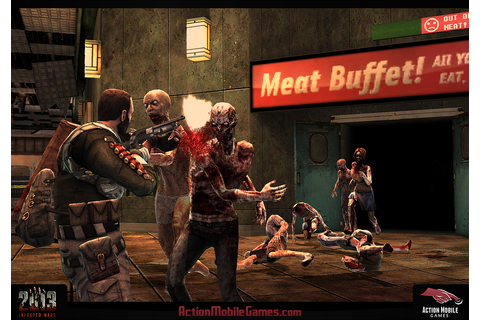 Fight to survive an undead onslaught in 2013: Infected ...