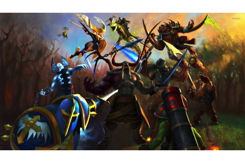 Heroes of Newerth [2] wallpaper - Game wallpapers - #29648
