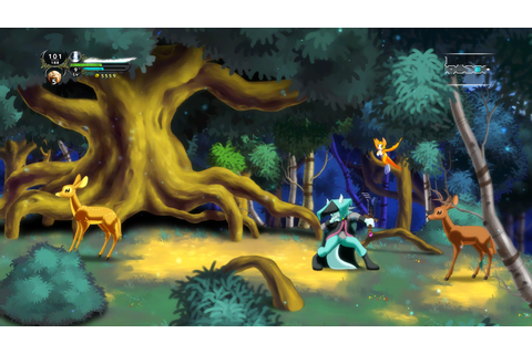 Dust An Elysian Tail PC Game Free Download Full Version ...
