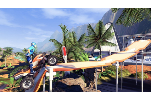 Trials Fusion PlayStation 4 Game Review