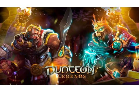 Dungeon Legends Gameplay IOS / Android - YouTube