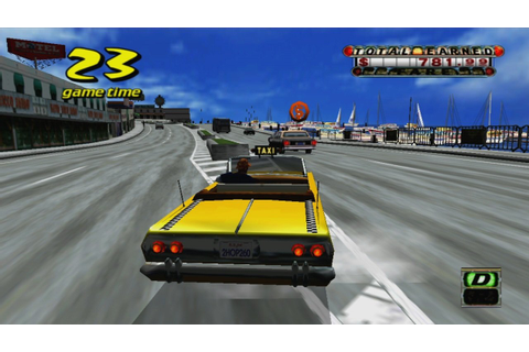 Crazy Taxi - Download for PC Free