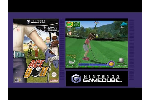 ACE GOLF - (Wai Wai / Swingerz Golf) - GameCube Game ...