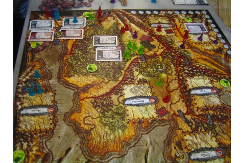 Hiew's Boardgame Blog: Chaos in the Old World