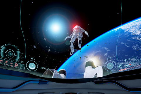 Creating Adrift: the space survival game that will make ...