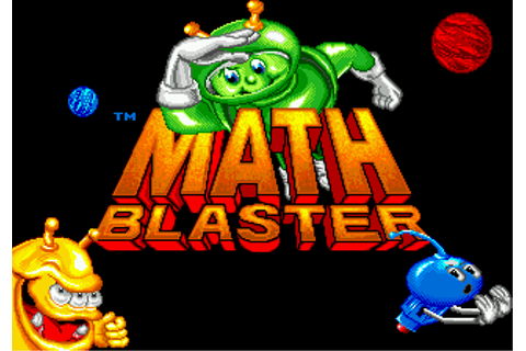 Math Blaster - Episode 1 (USA) ROM