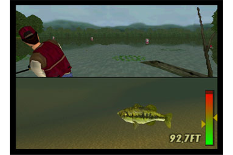 Descargar In-Fisherman Bass Hunter 64. Juego portable y ...