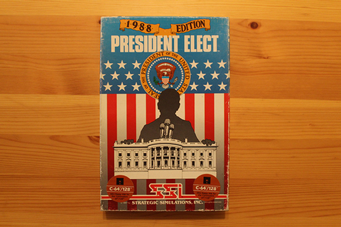 This Old Game – President Elect: 1988 Edition – Geekometry