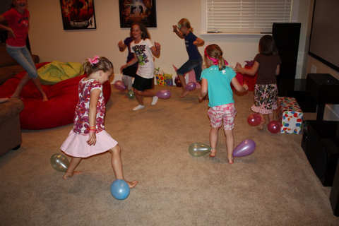 Kids Party Games