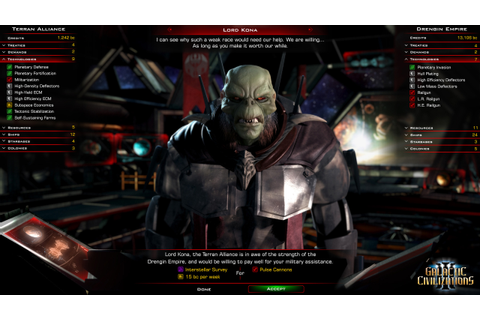 Galactic Civilizations III: How will you rule the galaxy?
