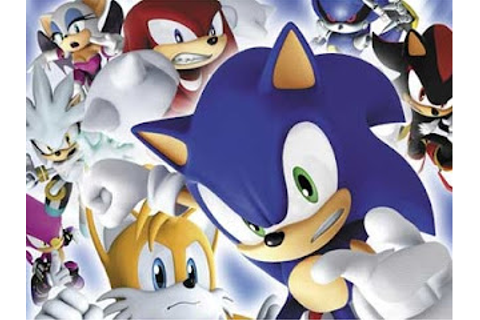 Review: Sonic Rivals 2 (PSP) - Digitally Downloaded