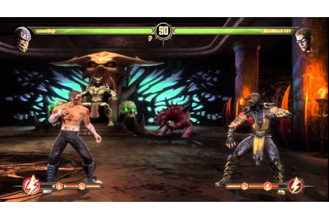 play mortal kombat online - DriverLayer Search Engine