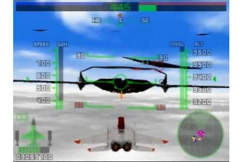 Aerofighters Assault - 04 - Air Battle - YouTube