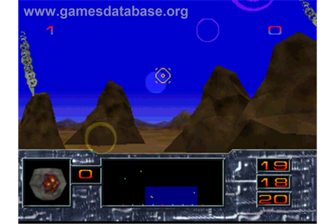 Missile Command 3D - Atari Jaguar - Games Database