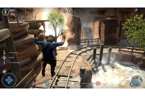 Lead and Gold: Gangs of the Wild West - Download Free Full ...