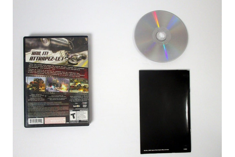 Stuntman Ignition game for Playstation 2 (Complete) | The ...