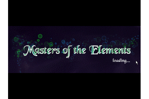 Скриншоты Masters of the Elements на Old-Games.RU
