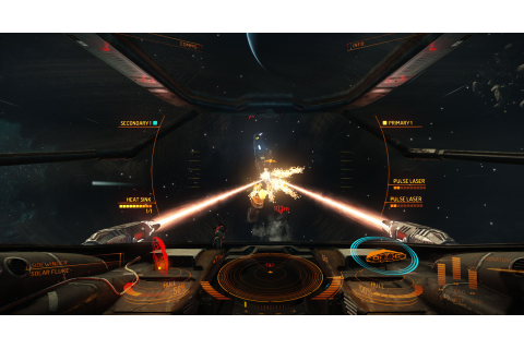 Elite: Dangerous impressions: Sequel to the classic Elite ...
