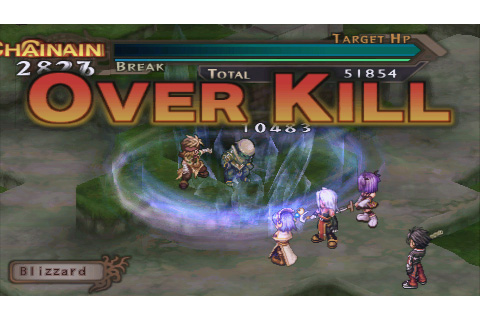 Blazing Souls Accelate PSP review - DarkZero