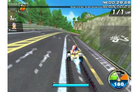 [Garena] GKART Map: Beach Hairpin - YouTube