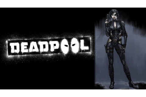 NYCC 2012: Domino in Deadpool Video Game | Deadpool Bugle