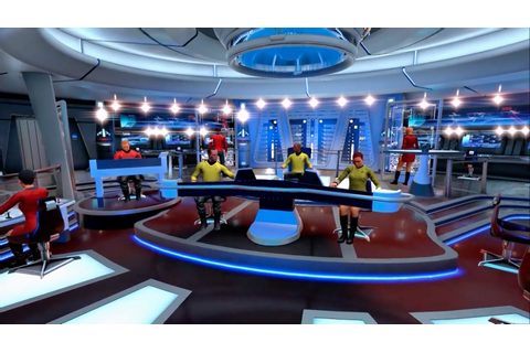 Ubisoft's Star Trek: Bridge Command is coming to VR this ...