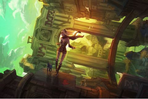 Gravity Rush 2 4k Ultra HD Wallpaper and Background Image ...
