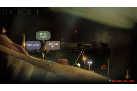 Oxenfree PC Game Download - Game Maza