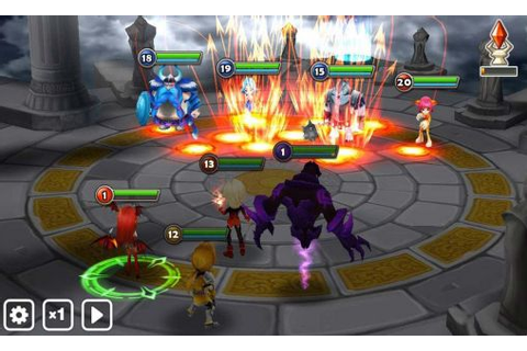 Summoners war: Sky arena Android apk game. Summoners war ...