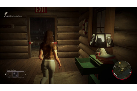 Real Jenny Myers plays Friday the 13th: The Game ...