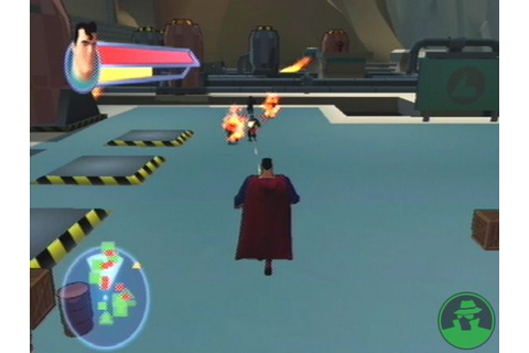 Superman: Shadow of Apokolips Screenshots, Pictures ...