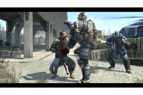 Army of Two review | GamesRadar+