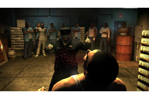 All Gaming: Prison Break (pc game) Free