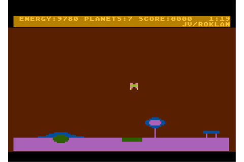 Download Journey to the Planets (Atari 8-bit) - My Abandonware