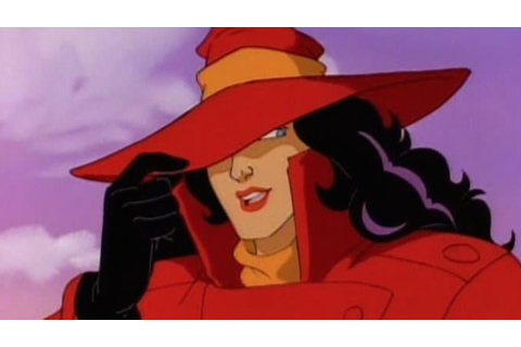 New Carmen Sandiego Animated Series Coming to Netflix ...