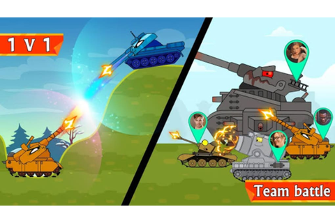 Tank Heroes - Tank Games APK for Android - Download