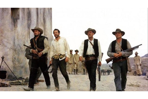 Mel Gibson To Co-Write and Direct Wild Bunch Remake ...