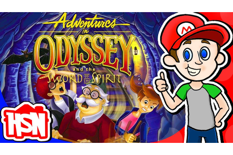 Adventures in Odyssey: Sword of the Spirit (PC Game Review ...