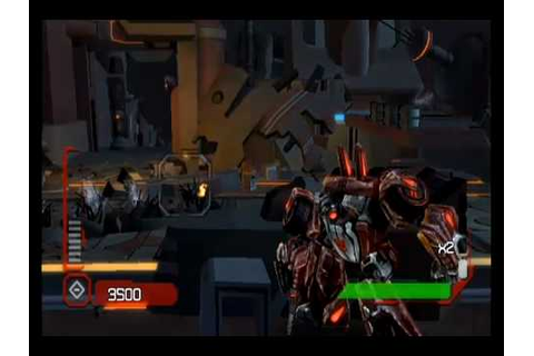 Transformers Cybertron Adventures -- Level 1 - YouTube