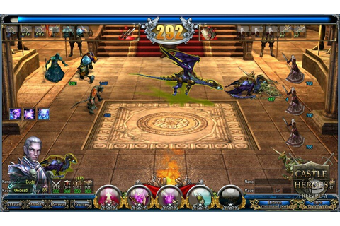Castle of Heroes Free2Play - Castle of Heroes F2P Game ...