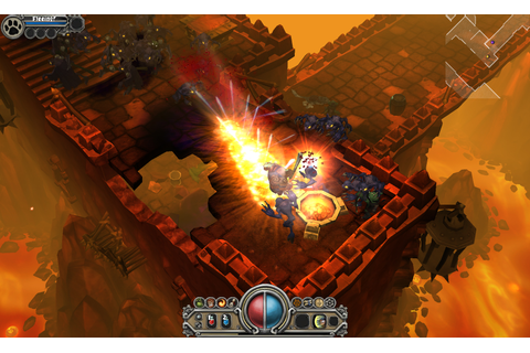 Runic Games | Torchlight