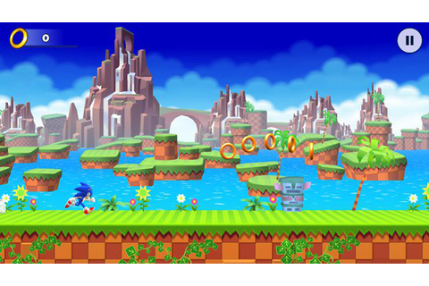 Sonic Runners Adventure Has Suddenly Released In Russia ...