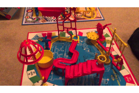 Mouse Trap Game Old Versus New - YouTube