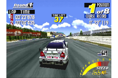Sega Touring Car Championship. Download and Play Sega ...