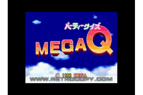 [Full Download] Megapanel Sega Genesis Mega Drive Intro