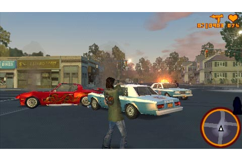 All Driver 76 Screenshots for PSP