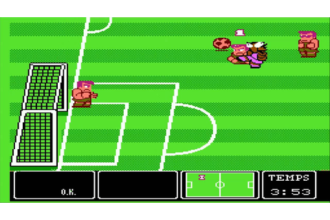 BEST SOCCER GAME EVER - Nintendo World Cup - Tgernos 8bit ...
