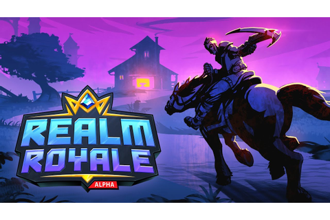 Realm Royale - Early Access Alpha - Now on Steam (ESRB ...