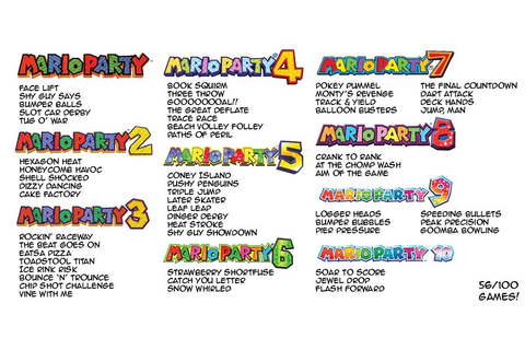 Mario Party: The Top 100 announced - NeoGAF